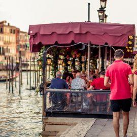 Италия. Пицца по-венециански