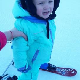 Горные лыжи с пелёнок! Личный опыт.