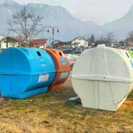 Разделение мусора в Германии от Яны Вашек